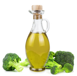 SULU ORGANICS® 100% PURE COLD PRESSED UNREFINED BROCCOLI SEED OIL