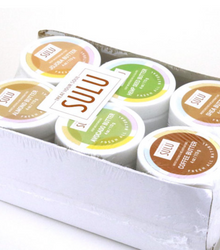 Set of 6 Cold Pressed Premium Quality Body Butters ideal gift set for any occasion