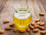 WHOLESALE ORGANIC UNREFINED SWEET ALMOND OIL