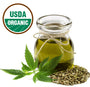 WHOLESALE OF ORGANIC UNREFINED COLD PRESSED HEMP SEED OIL