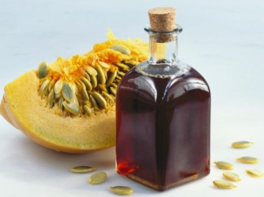 WHOLESALE OF ORGANIC UNREFINED COLD PRESSED PUMPKIN SEED OIL