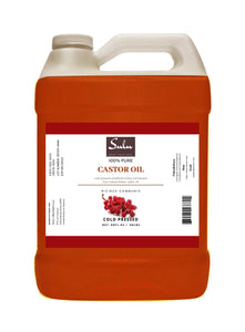 4 lbs  TURKEY RED Castor oil 100% pure all natural cold pressed castor