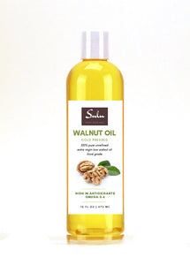UNREFINED EXTRA VIRGIN WALNUT OIL-FOOD GRADE