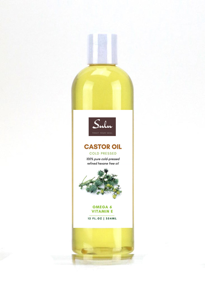 CASTOR OIL HEXANE FREE