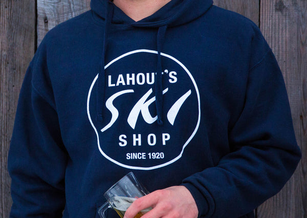 Staple Hoody - Navy