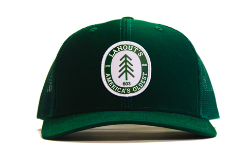 The Tree Dweller Trucker - Forest