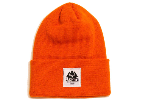 COAL™ Board Shop Beanie - Orange