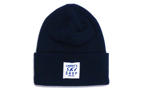 COAL™ Ski Shop Beanie - Navy