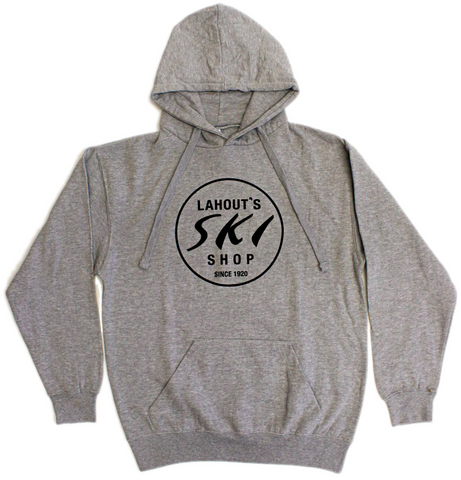 The Staple Hoody - Grey