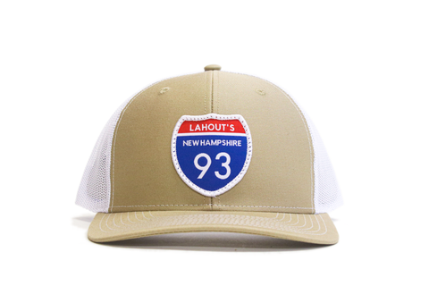 The Dwight Trucker - Khaki