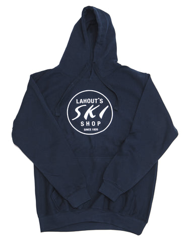The Staple Hoody - Navy
