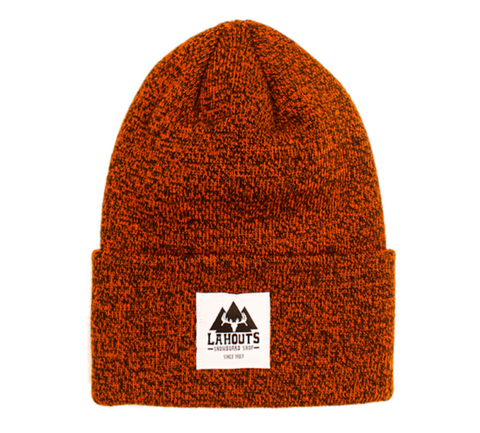 COAL™ Board Shop Beanie - Orange Marl