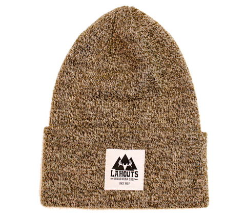 COAL™ Board Shop Beanie - Olive Marl