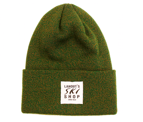 COAL™ Ski Shop Beanie - Forest