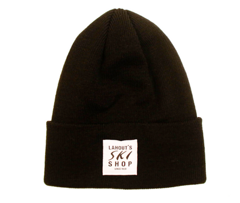 COAL™ Ski Shop Beanie - Black