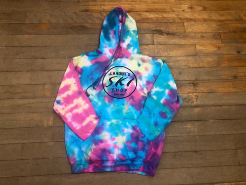 The Staple Hoody - Artisan Tie Dye