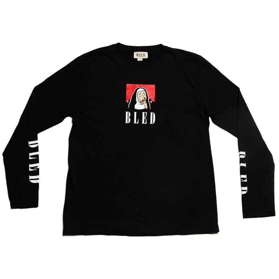 Bled Bad Nun Long Sleeve Shirt