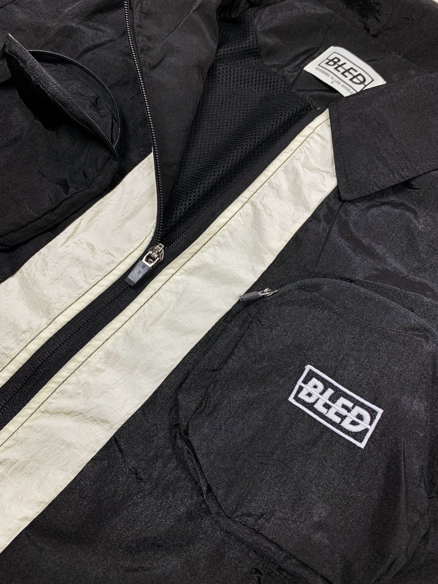 bled jacket bledwear overshirt windbreaker hype hypebeast mens clothing streetwear