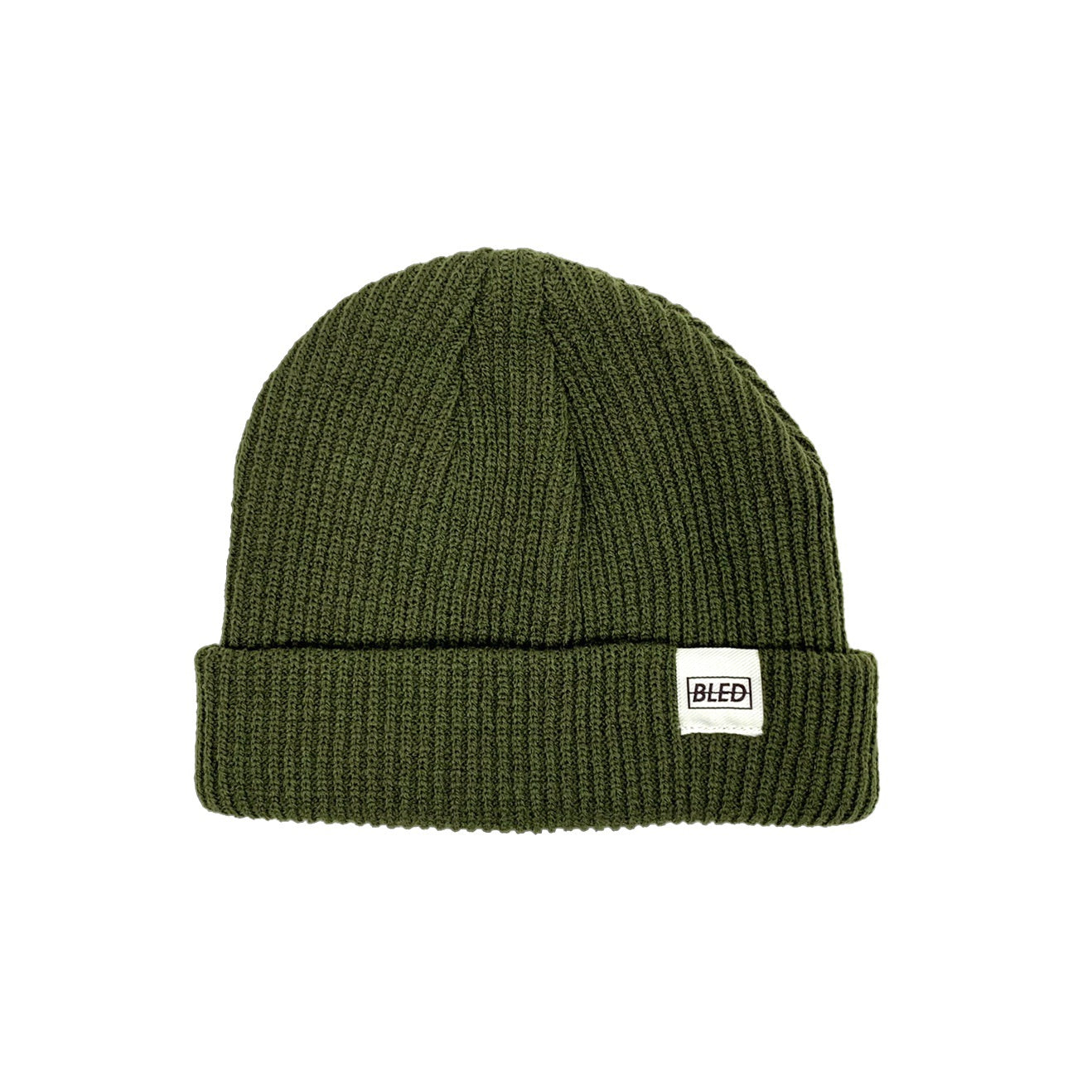 bled bledwear fisherman beanie dark green olive streetwear hypebeast accessories mens headwear grailed