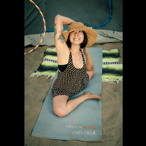 you are awesome XLong yoga mat