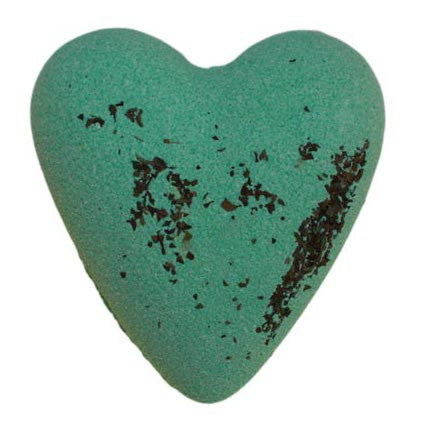 Megafizz Bath Heart - Get Fresh Mint