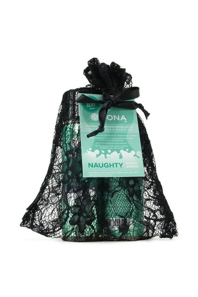 Dona Be Sexy Gift Set in Naughty Sinful Spring