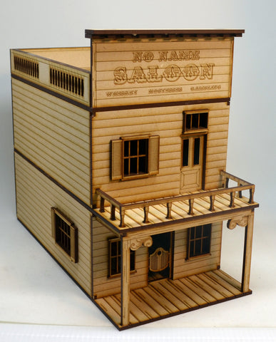 Boom Town Saloon Building