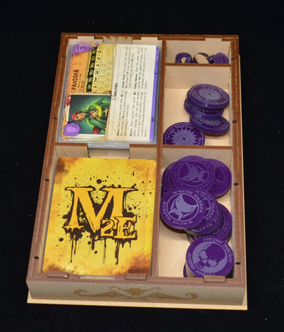 Malifaux Faction Deck/Accessories Box