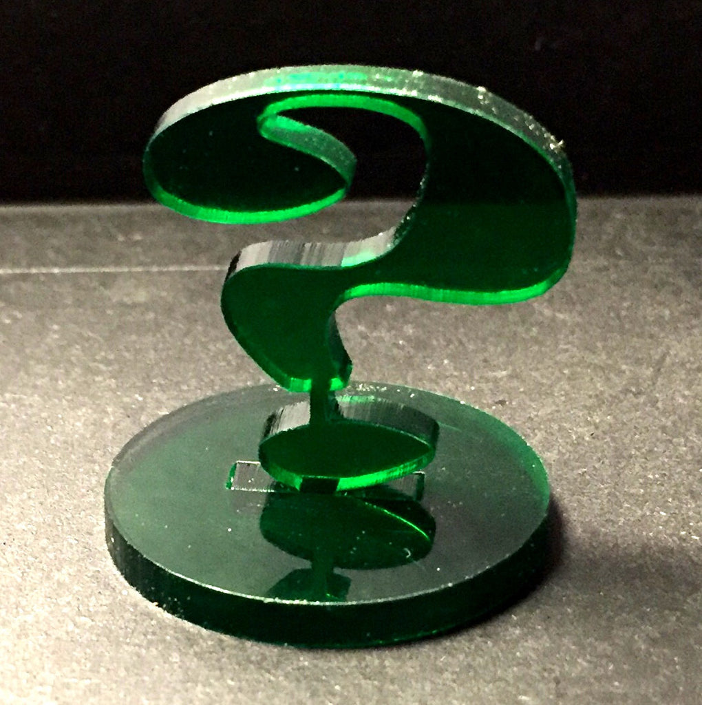 Question Mark Objective Marker