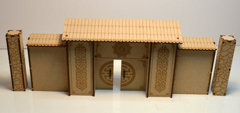 Asian Compound Gate Set 01