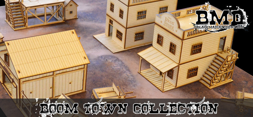 Boom Town Collection