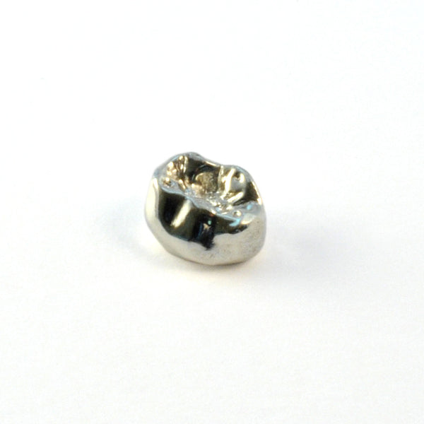 Stirling Silver Baby Molar