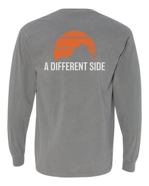 A Different Side Pocket Tee