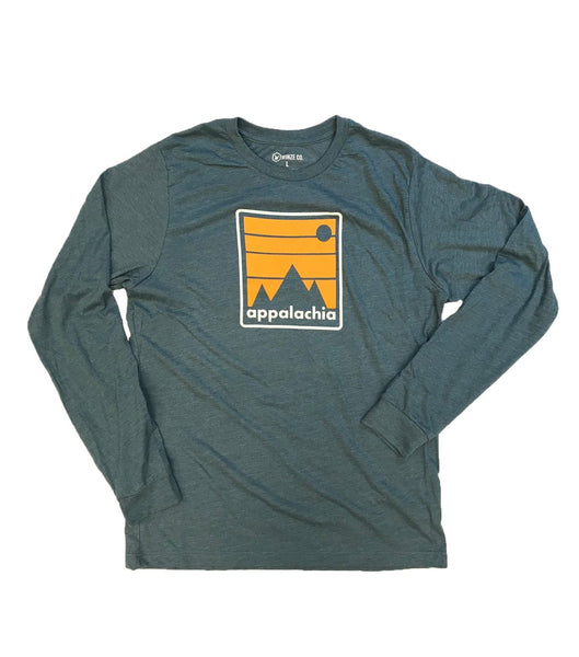 Appalachia Square Tee