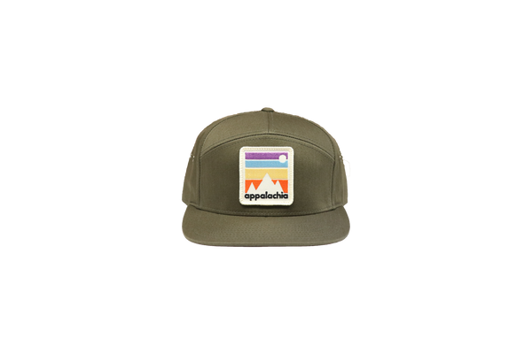 Appalachia Patch Cap