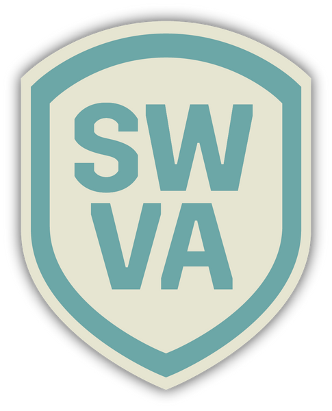 SWVA Badge Decal