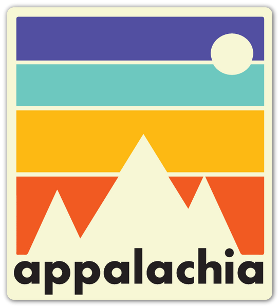 Appalachia Decal