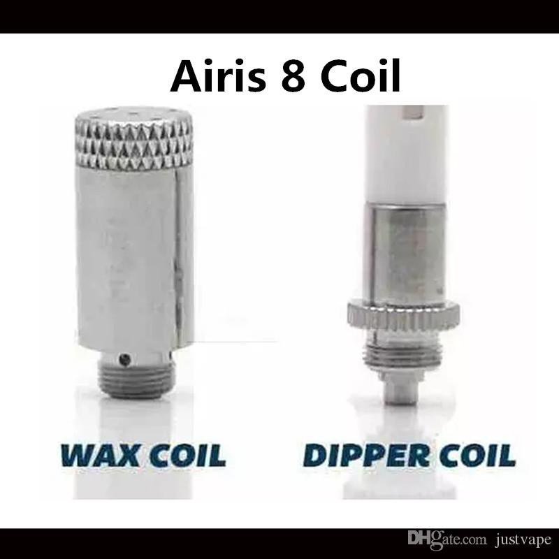 Airistech Airis 8 Replacement Coils