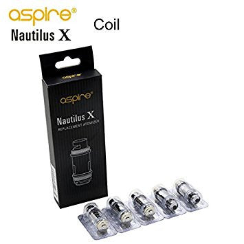 Aspire Nautilus X Replacement Coils