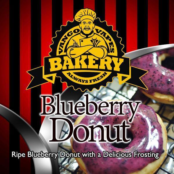 Blueberry Donut - Bakery