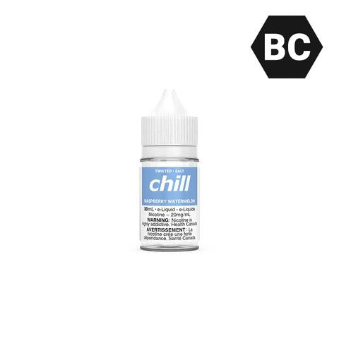 Raspberry Watermelon - Chill Twisted Salt