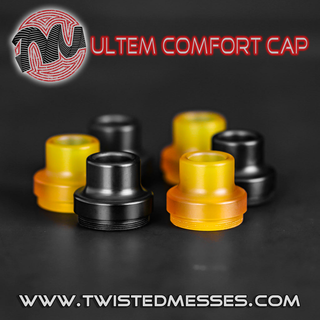 ULTEM Comfort Cap for Twisted Messes RDA