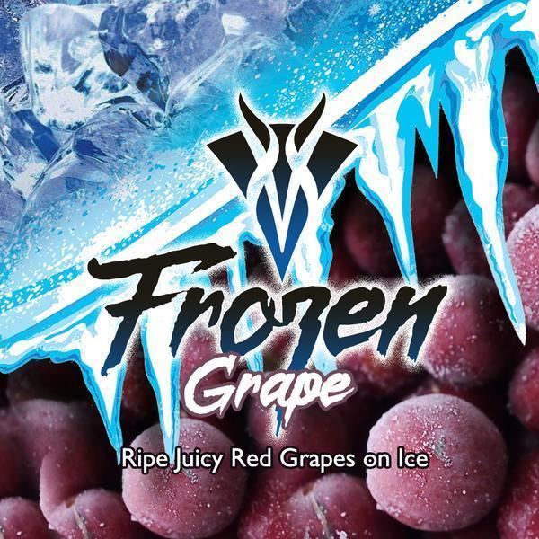 Frozen Grape - Frozen