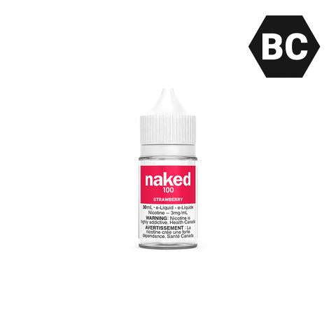 Strawberry - Naked100
