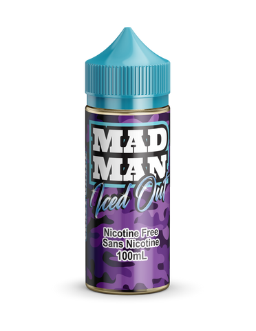 Crazy Grape Iced - Madman