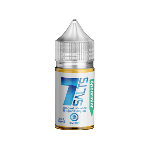 Spearmint BG Salt - Sovereign Juice Co.
