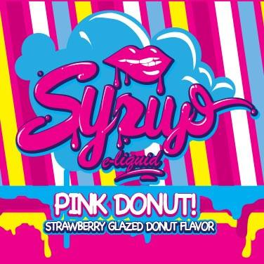Pink Donut - Syrup