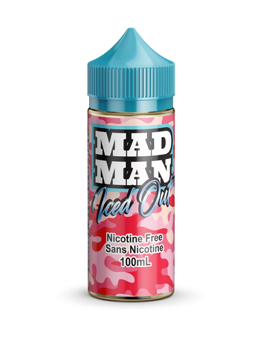 Crazy Strawberry Iced - Madman
