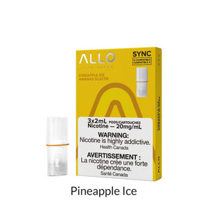 Pineapple Ice - Allo Sync