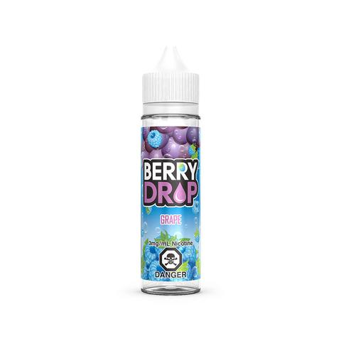 Grape - Berry Drop
